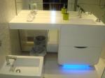 Umkleidekabine i-Suite Hotel Rimini