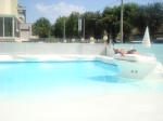 -Suite Rimini Hotelpool
