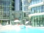 i-Suite Blick auf den Pool
