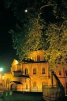 Mosaiken in der Nacht Ravenna