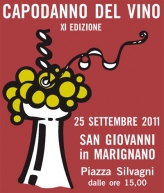Weinfest in San Giovanni in Marignano