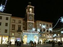 Weihnachten in Rimini