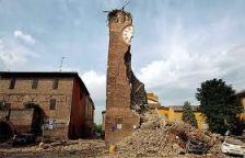 Erdbeben Emilia Romagna Italien