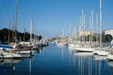 Hafenkanal Rimini