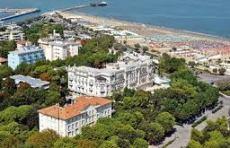 Meer und Strand Rimini