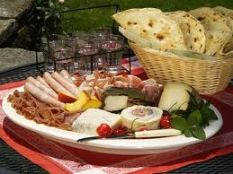 Spezialitäten Romagna Italien