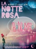 Notte Rosa 2013 Rimini Italien