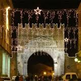 Weihnachten Rimini 2014