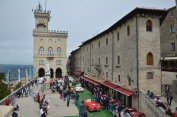 Historic San Marino Rally 2015